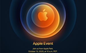 Apple Events in October 13, 2020. iPhone 12?