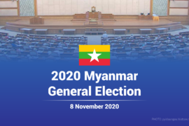 2020 Myanmar Election Results
